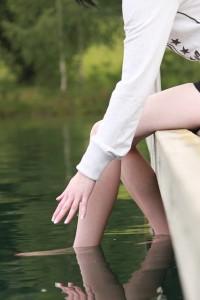 Zdrowe, piękne nogi